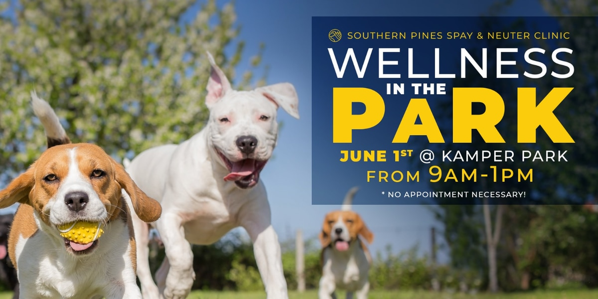 Southern Pines Spay & Neuter Clinic to host pet wellness event