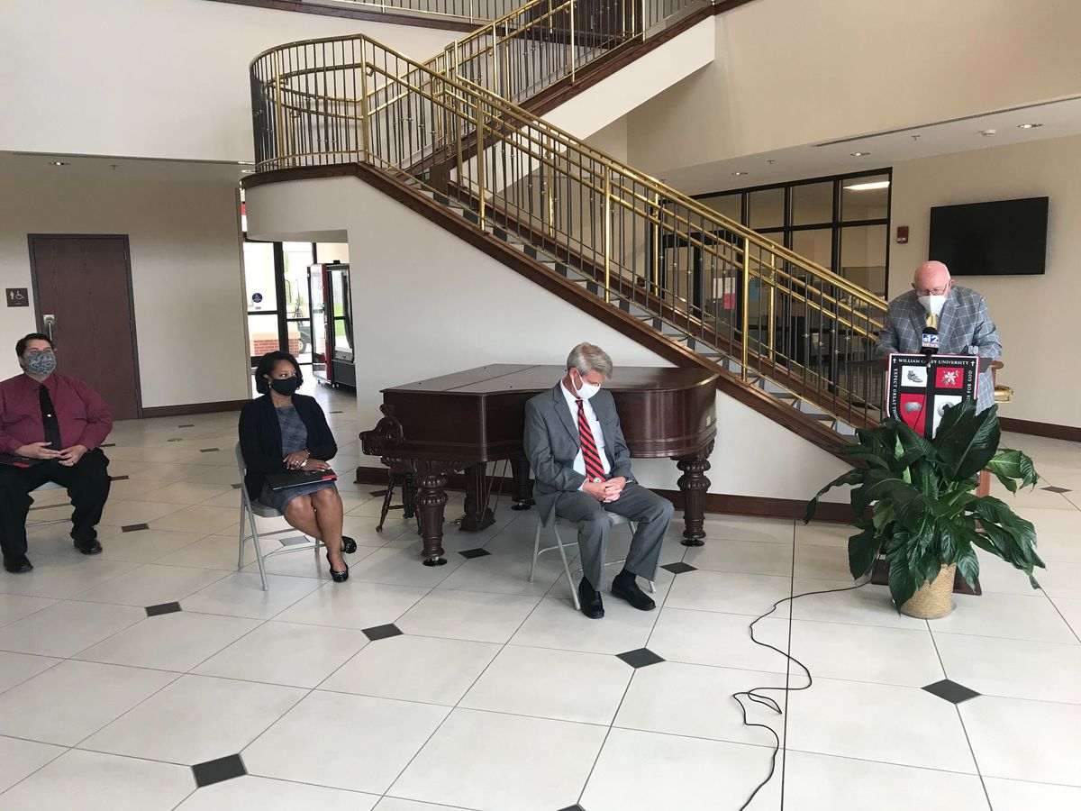 William Carey University plans on bringing students back to campus in the fall