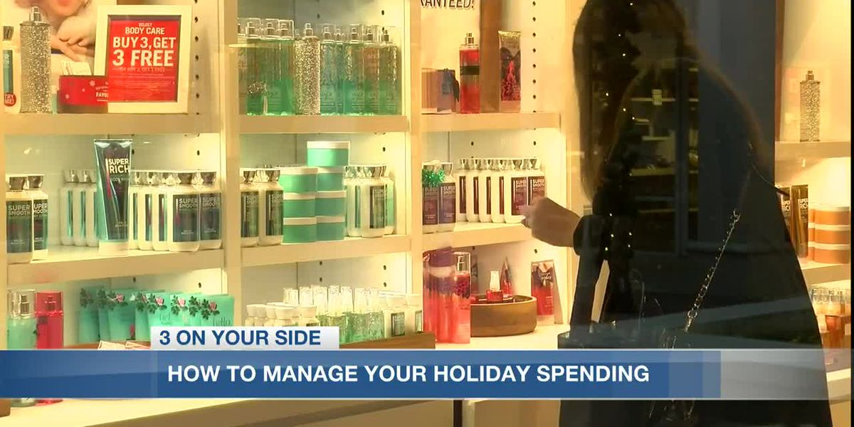 Financial experts offer tips to better manage your holiday spending