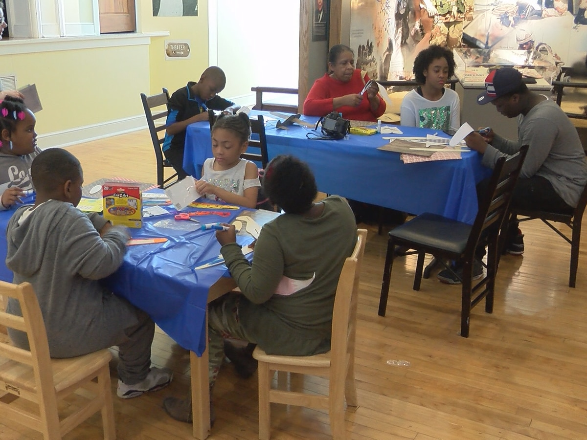 """Youth Day"" at Hattiesburg museum focuses on military transportation"