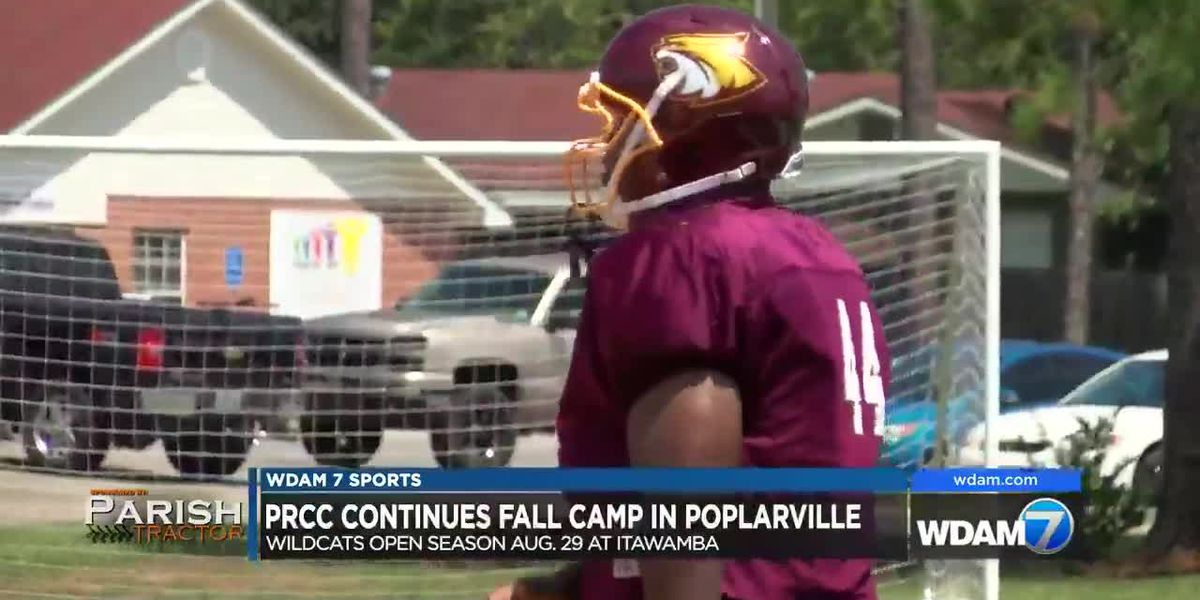 PRCC football grinds toward season-opener