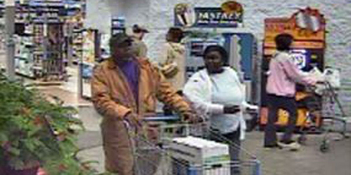 Hub City credit card fraud suspects sought