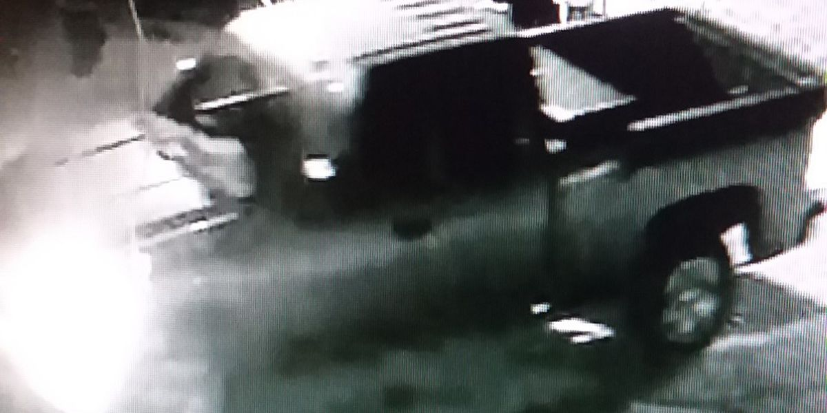 Suspects sought after trucks stolen from Petal construction company