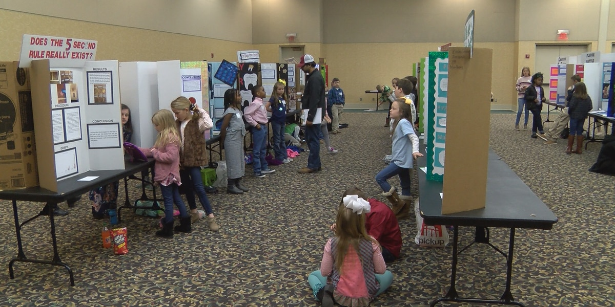 Southern Miss hosts annual Region One Science Fair