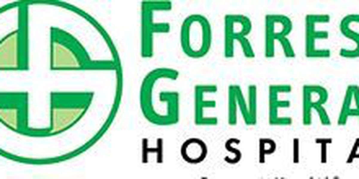 Forrest General Holds Flag Dedication in Honor of National Donate Life Month