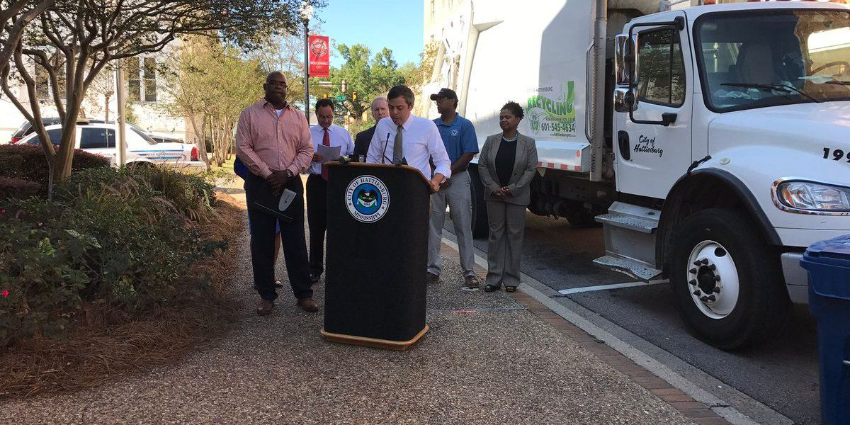 Corrective action being taken after mishandling of Hattiesburg recycling program