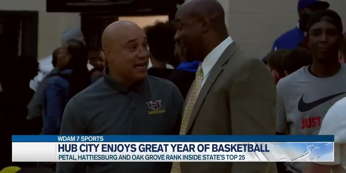 Pine Belt enjoys competitive year in basketball