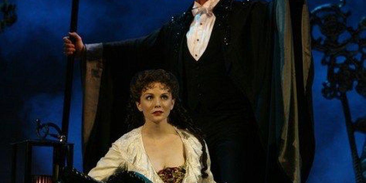 Broadway star coaches USM 'Phantom of the Opera' cast