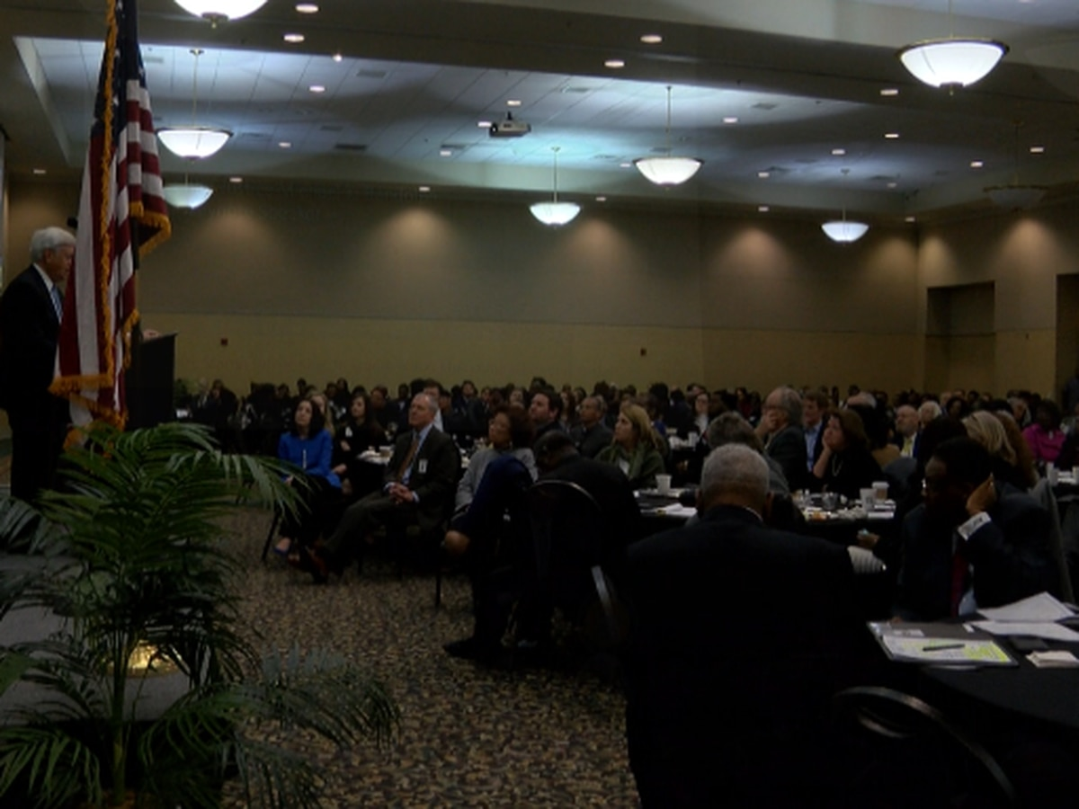 Onward Together: Annual MLK prayer breakfast held at Southern Miss
