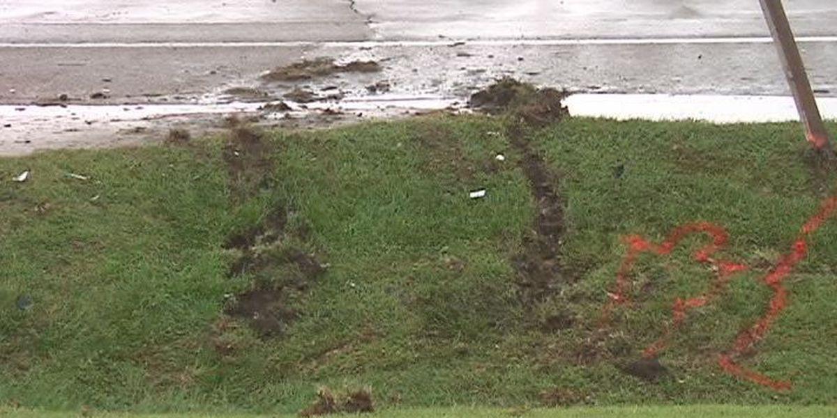 Hattiesburg man dies from injuries in last Sunday wreck