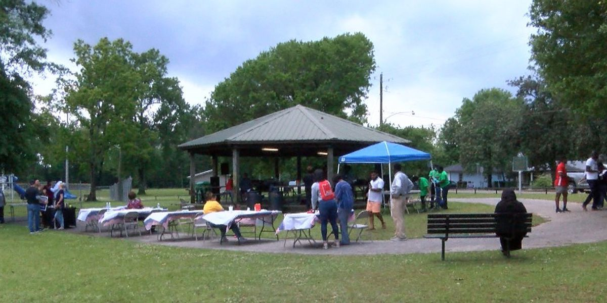 Voter information and fellowship rally held in Laurel