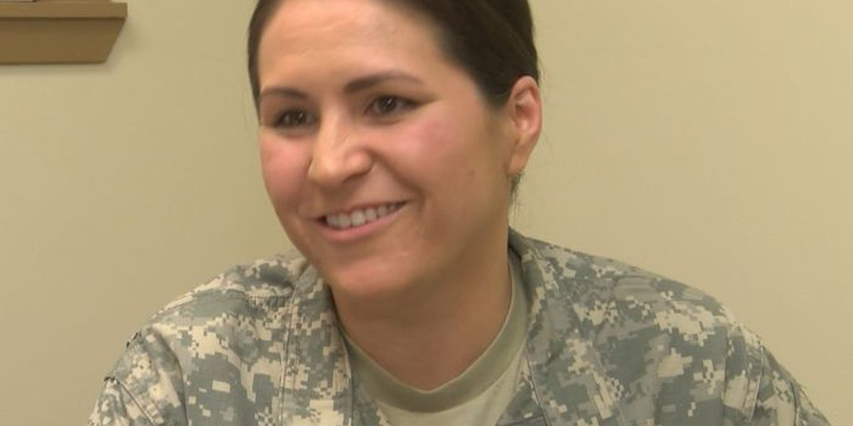 Local military member reacts to women being allowed in combat positions