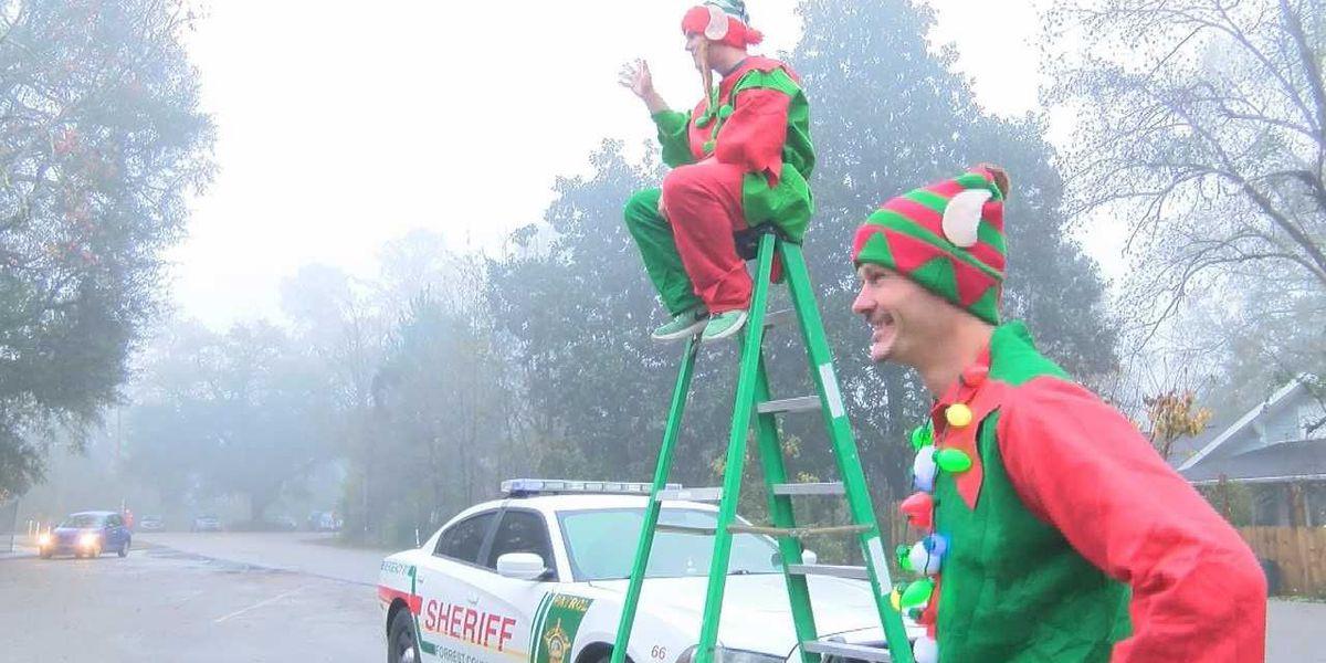 'Deputy elves' provide security for South Forrest Elementary