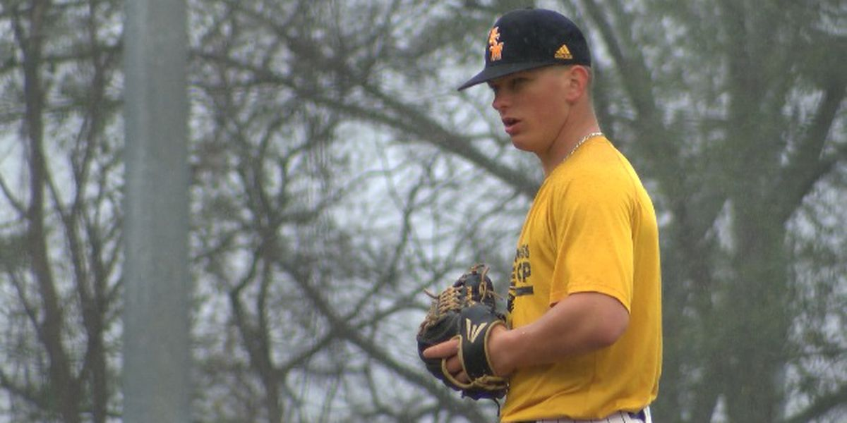 Shepard earns opening-day pitching nod for USM