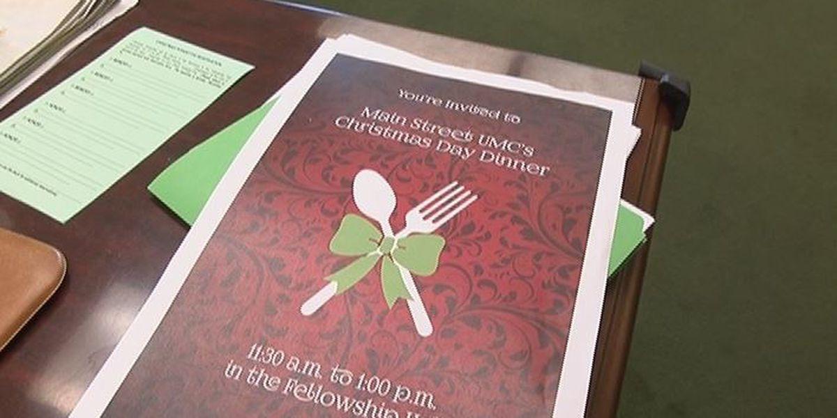 MSUMC hosts Christmas dinner