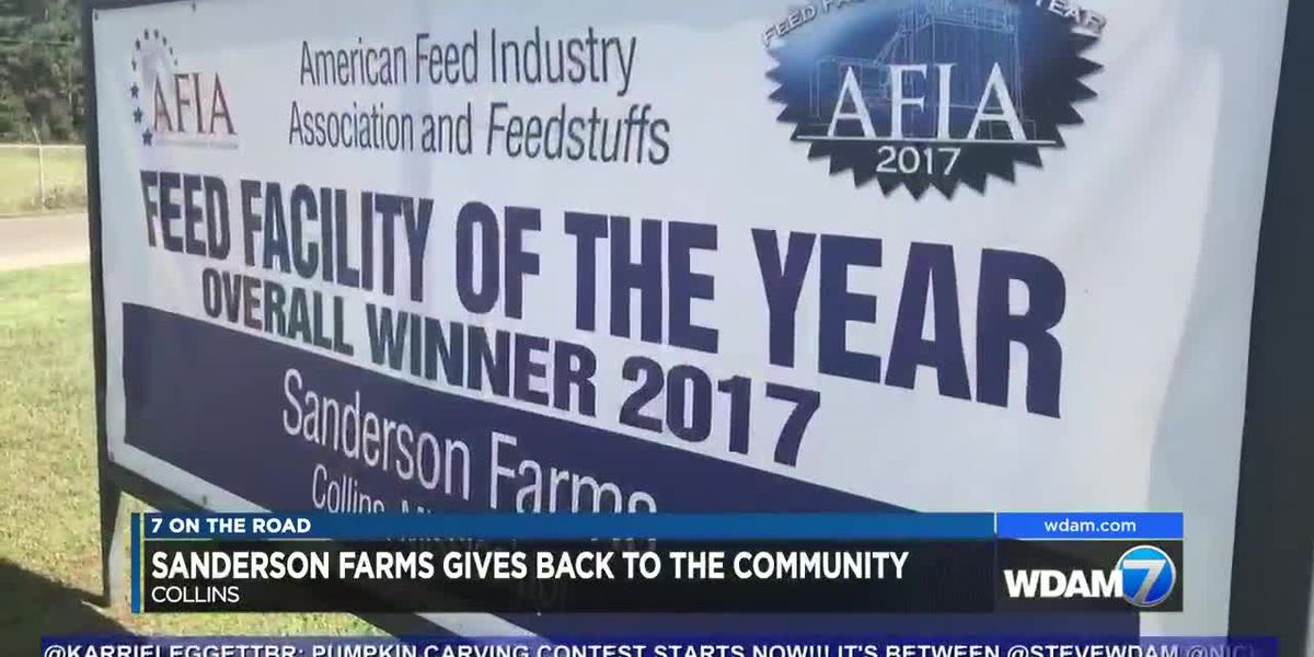 7 on the Road: Sanderson Farms