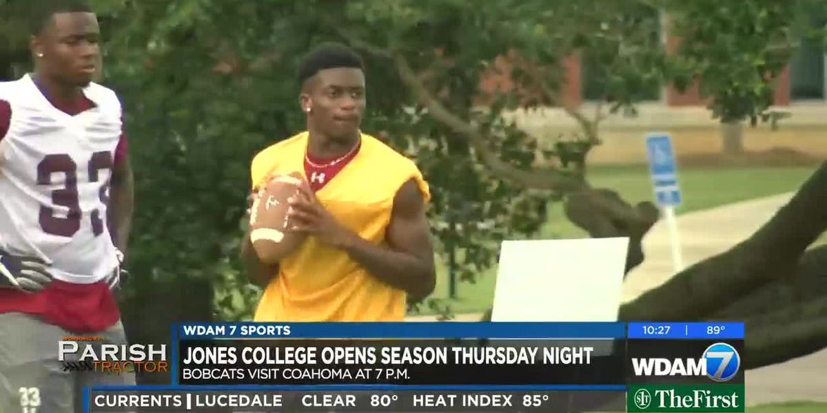 Jones College expects freshmen to play major role in 2019