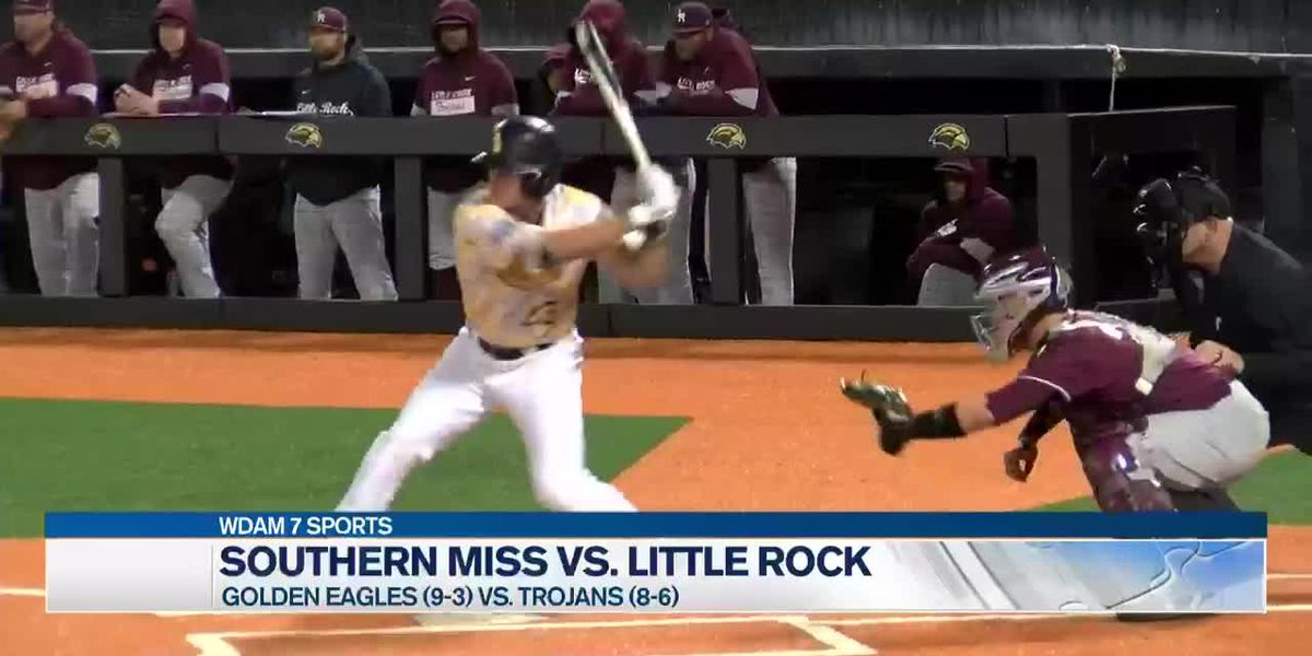 Five-run sixth inning lifts USM past Little Rock, 11-4