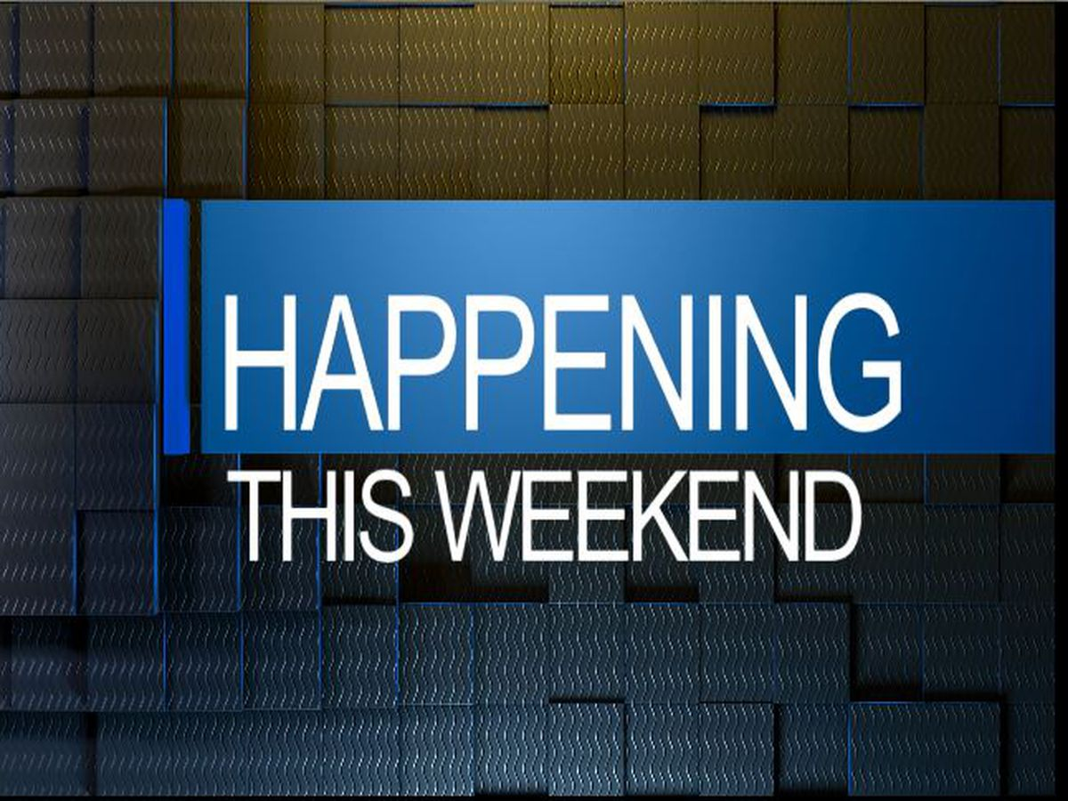 Weekend events happening around the Pine Belt