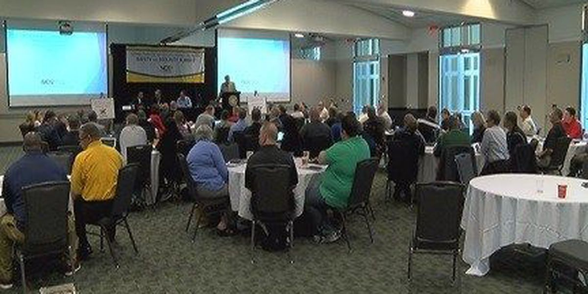 USM hosts first national conference on interscholastic athletics/after school safety, security