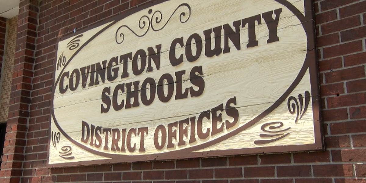 Covington Co. School District employee arrested for child exploitation
