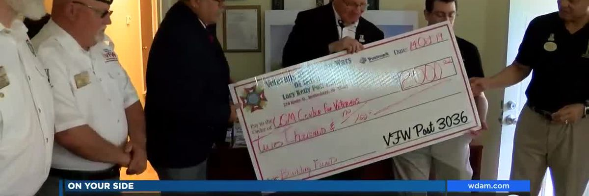 VFW Post 3036 partners with USM veterans