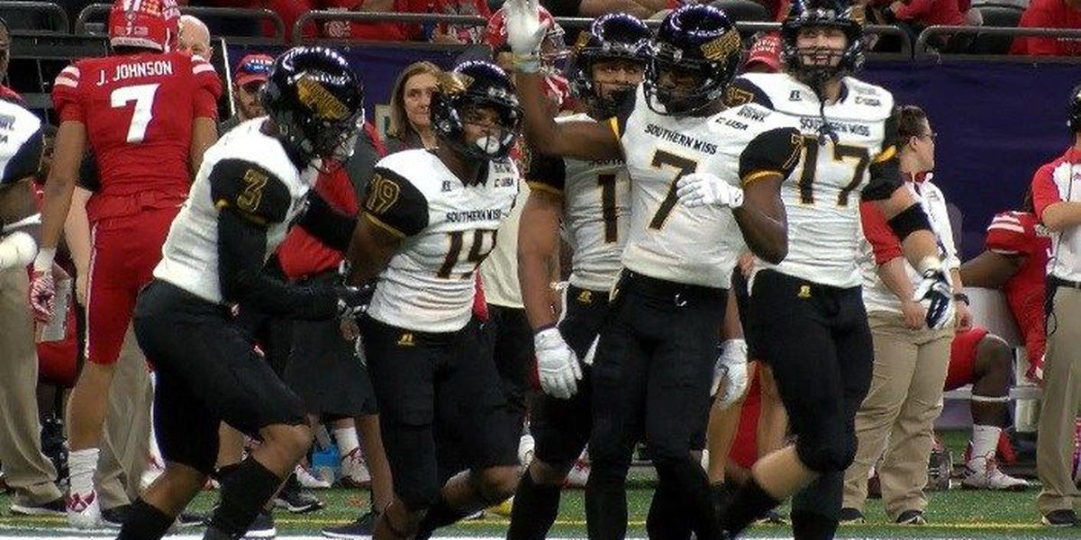 Bassfield represented well on USM football team
