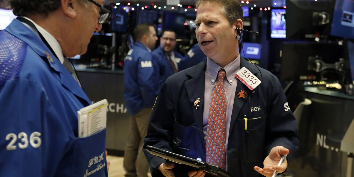 Markets Right Now: US stocks rally, erase big drop in Dow