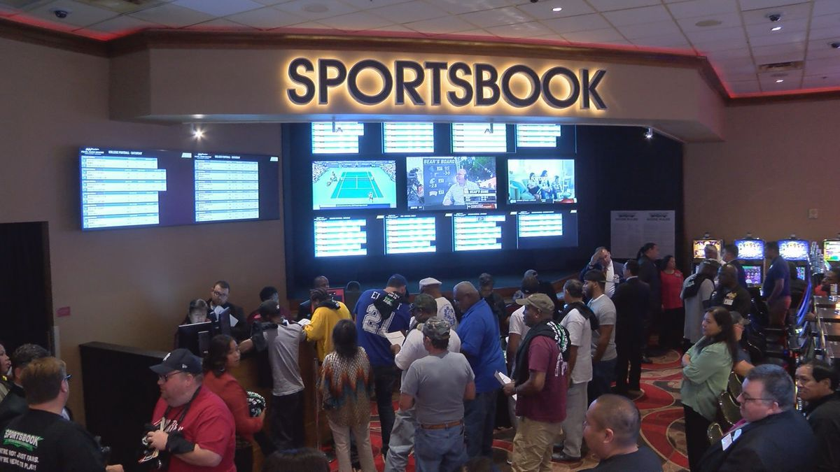 LOVERRO: Betting big on legalized sports gambling