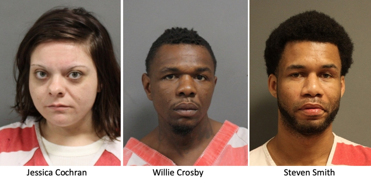 Hattiesburg police make arrests and issues warrant in robbery investigation