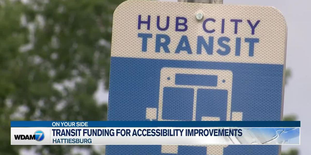 Hub City Transit to use new grant funds for accessibility improvements