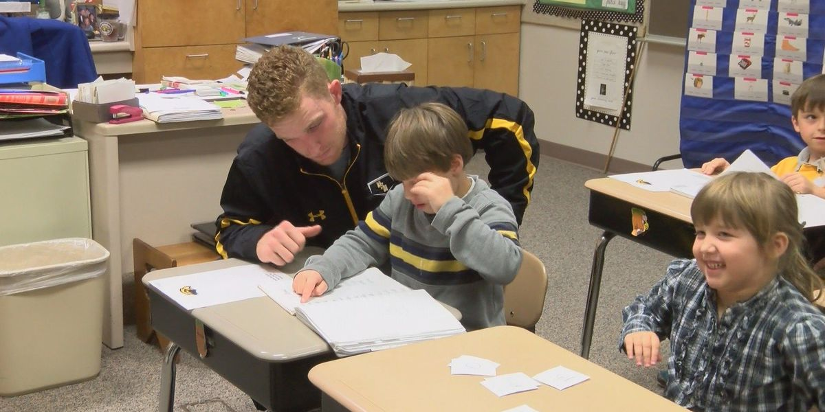 Dubard School hosts annual Black and Gold day