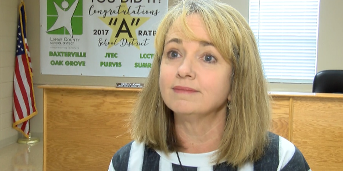Tess Smith discusses decision to resign as Lamar County superintendent