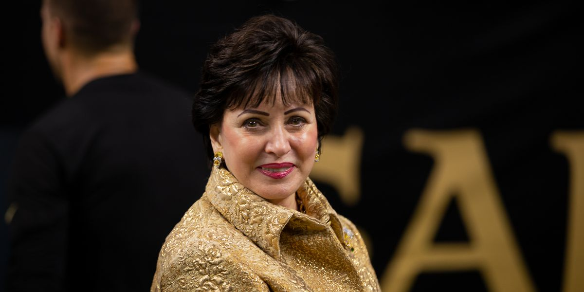 Saints and Pelicans owner Gayle Benson releases statement on death of George Floyd