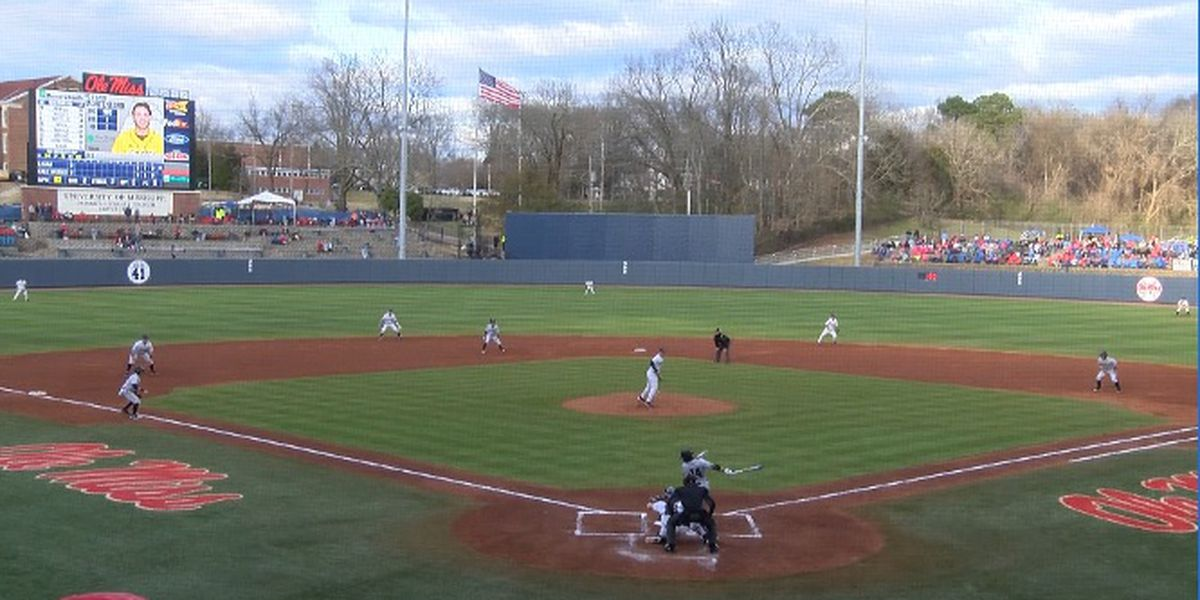 Pinch-hit home run lifts No. 13 Ole Miss over USM