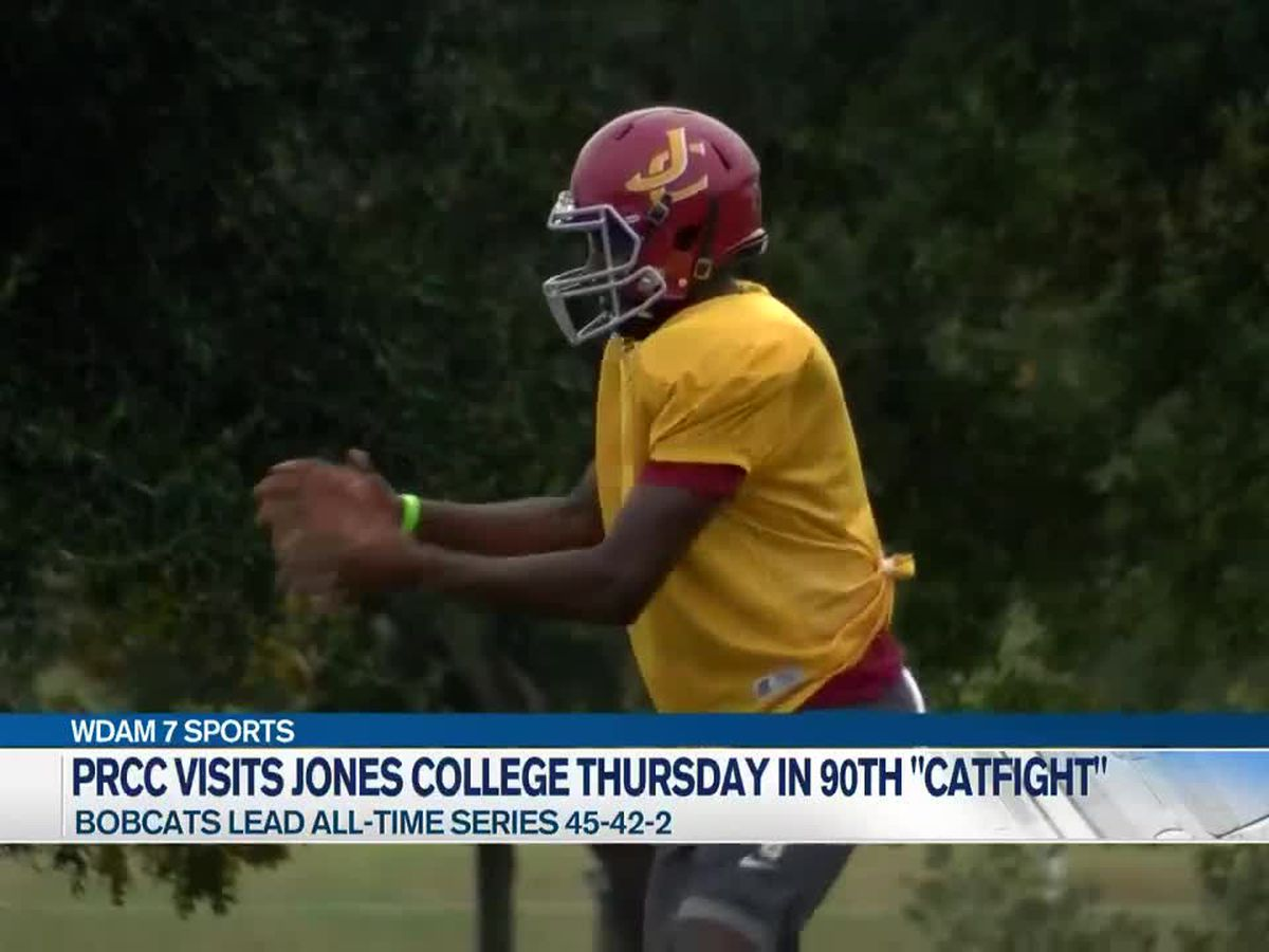 "PRCC, Jones College prepare for 90th ""Catfight"""