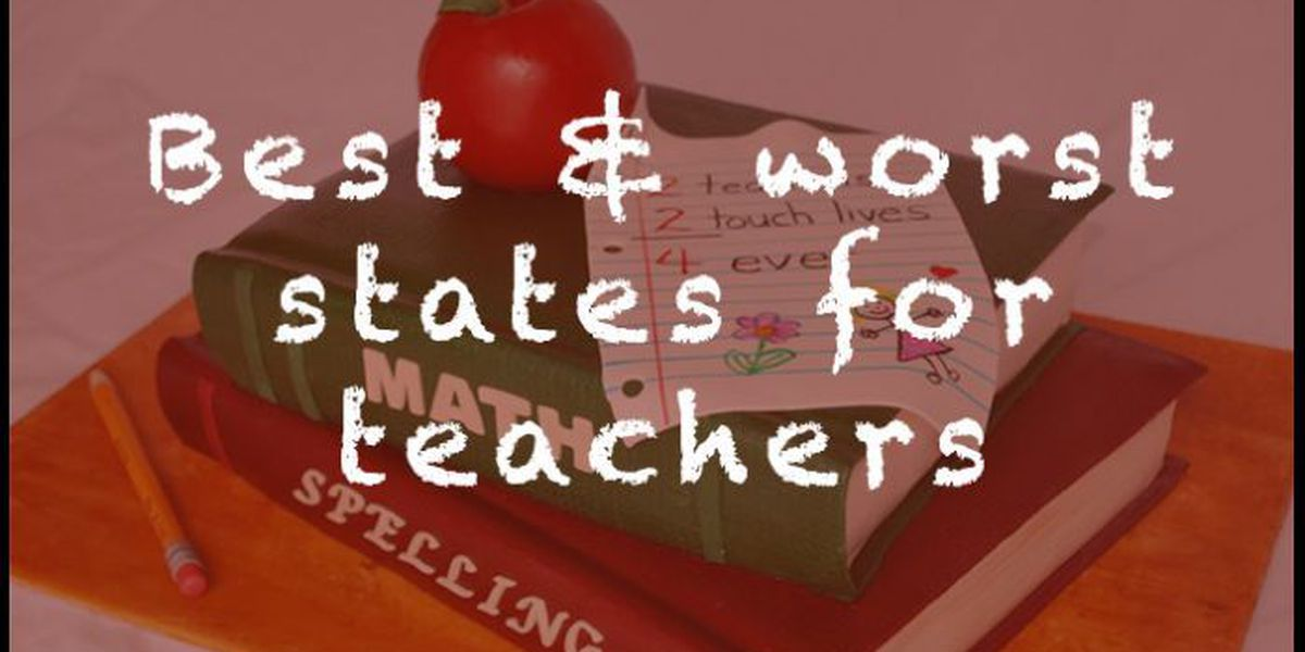 Mississippi ranks in bottom 10 of best and worst states for teachers