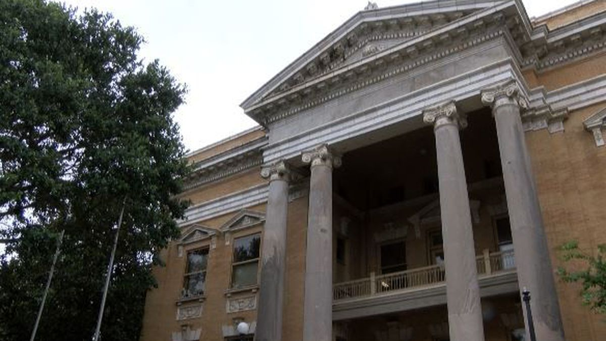 Funds approved for Phase II of renovation for Jones County Courthouse