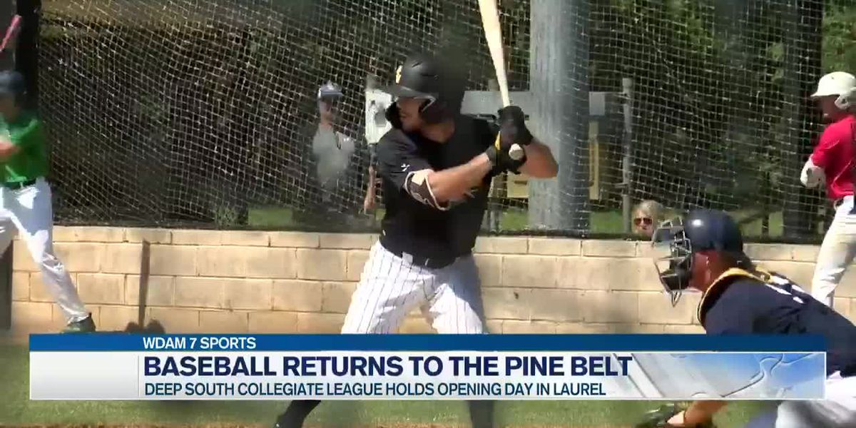 Baseball returns with Deep South Collegiate League