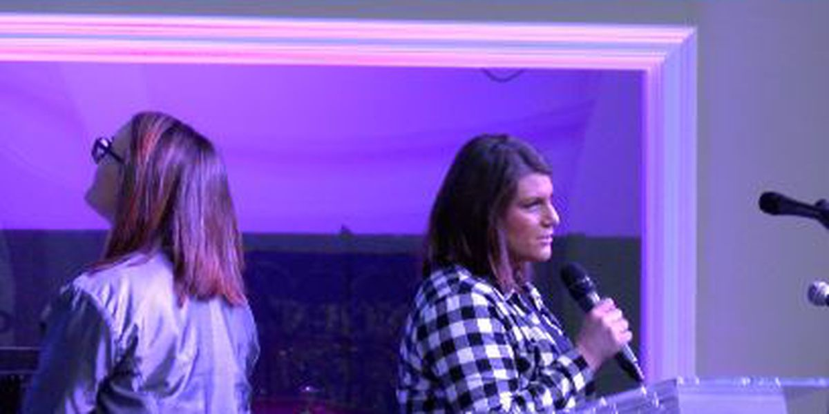 """Two women share addiction story at """"No Judgement Day"""""""