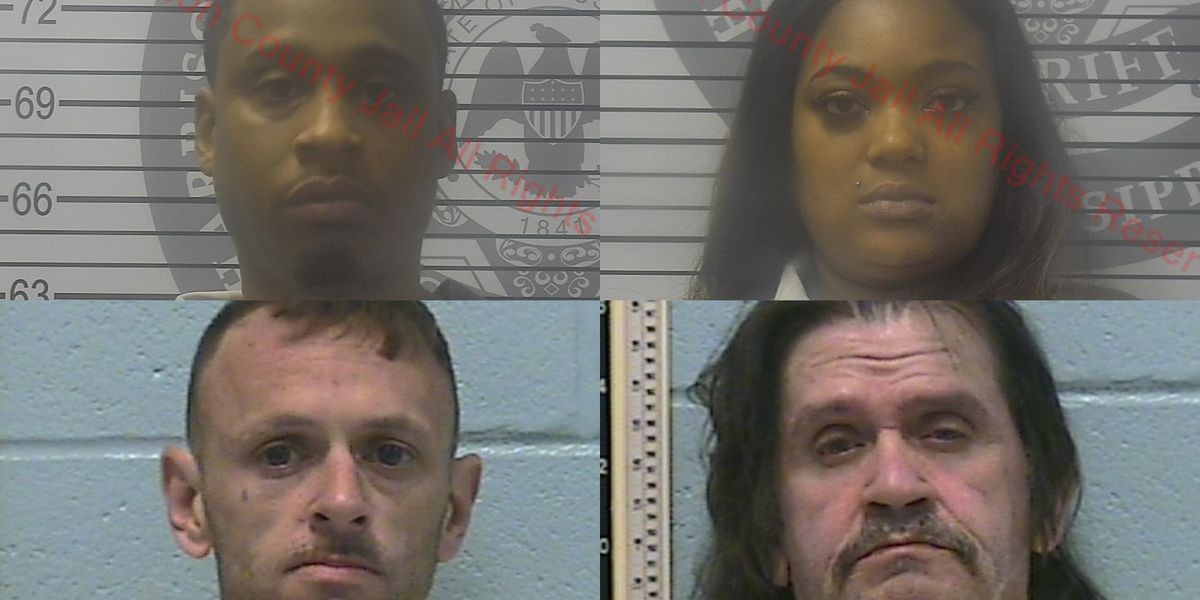 Authorities bust 'Hide and Seek' drug operation in Biloxi, Pearl River County