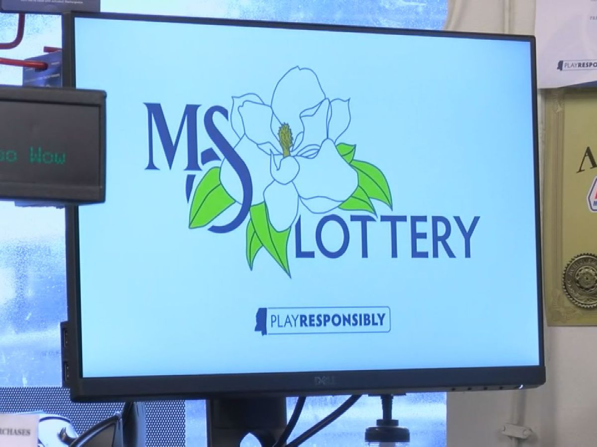 Mississippi Lottery tickets available in a store near you this Monday