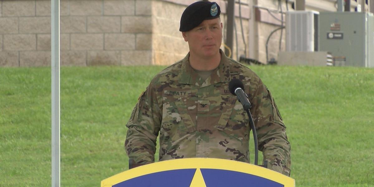 Camp Shelby brigade gets new commander