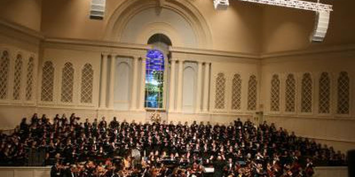 One Night, two world premieres featuring symphony orchestra, guest choirs
