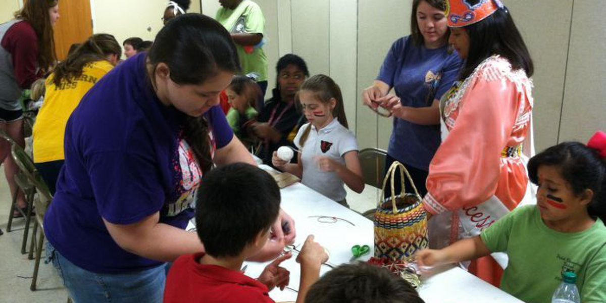 Petal-Southern Miss Pow Wow featuring many activities indoors this year