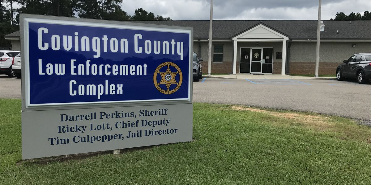 Covington Co. Sheriff's Dept. hiring new law officers