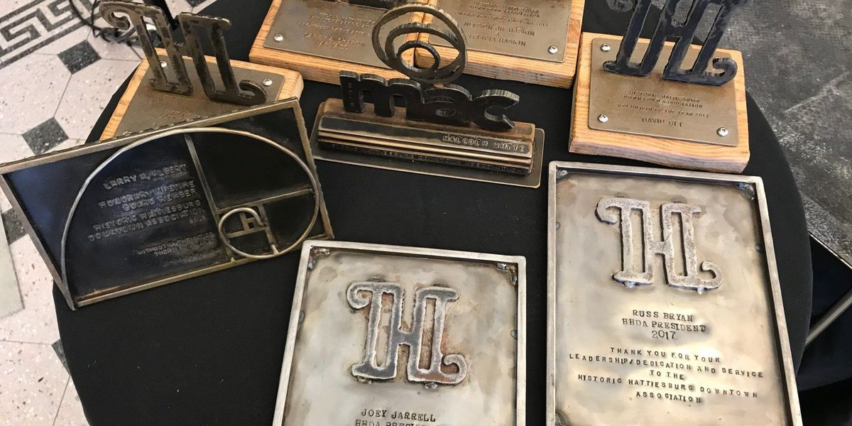 Hattiesburg Historic Downtown Association holds annual luncheon