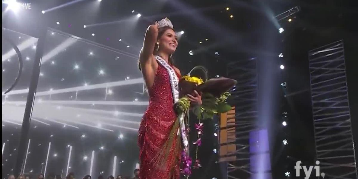 RAW: Miss Mexico crowned 69th Miss Universe