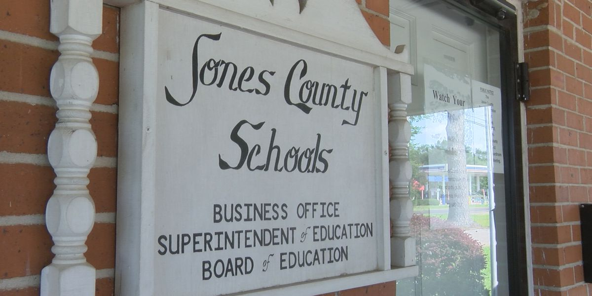 Jones County School District announces first COVID-19 case