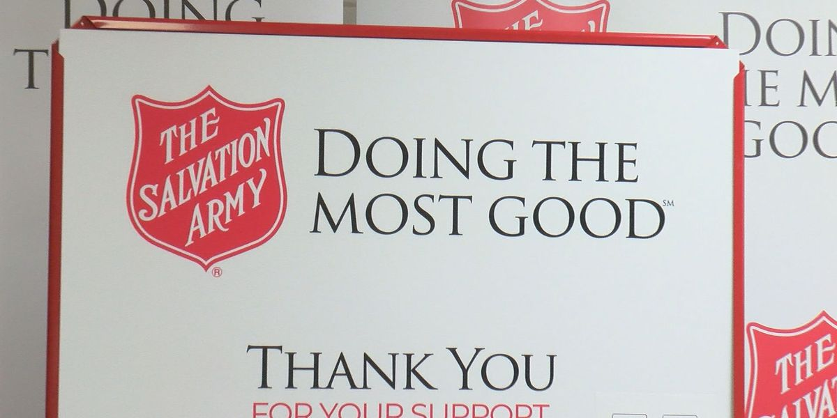 Salvation Army adds new feature to Red Kettle Drive